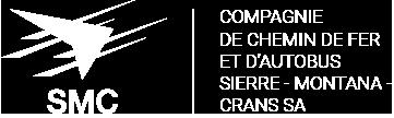 SMC –  Compagnie de bus et de chemins de fer Logo